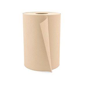 "Papier à mains Cascade Brun 8"" 12rlx x 425' H245 (42)(ABP)"