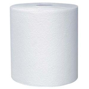 "Papier à mains Kimberly Clark Blanc 50-500 8"" 12rlx x 425' (M)"