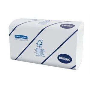 Papier à mains Kimberly Clark pli multiple Blanc 30x94 (28791)(C)