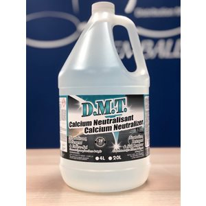 D.M.T. Calcium neutralisant 4 litres (O)