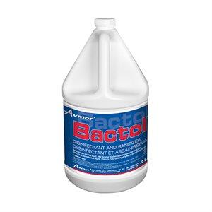 Bactol 4 L. Désinfectant-assainisseur (alimentaire)