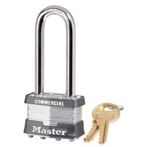 Cadenas Acier Laminé Master Lock Commercial 2½ x ¾ (S)