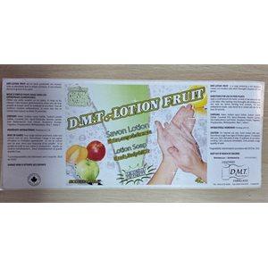 Etiquette pour lotion mousse 4 litres 2205 (U)