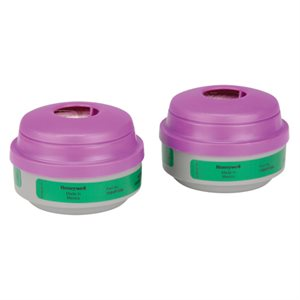 Cartouches 7584P100pour filtre gaz / vapeur / P100 s