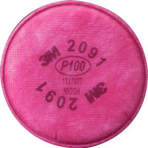 Filtre 3m 2091 / paire