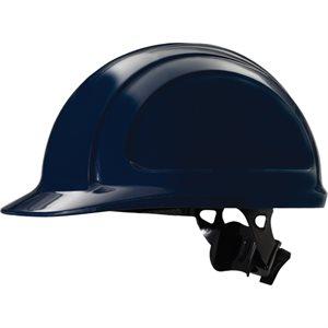 Casque de sécurité Bleu / rochet. (S)