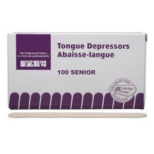 "Abaisse Langue 6"" bte / 100 (S)"