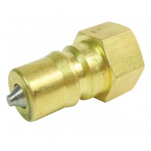 Fitting brass A21 MALE pour A24