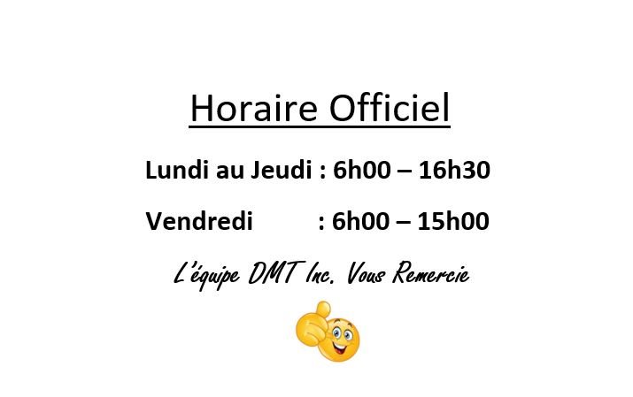 Horaire Offi.